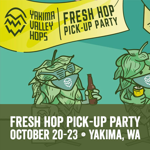 Fresh Hop Pick-Up Party