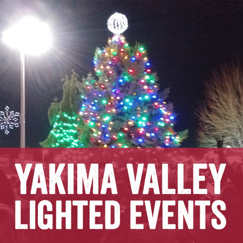 Yakima Valley Lighted Events