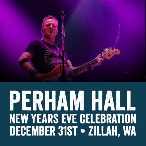 Perham Hall New Years Eve Celebration - Zillah, WA