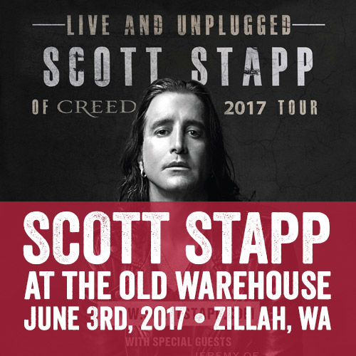 Scott Stapp - Live and Unplugged