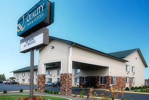 Quality Inn and Suites-Toppenish