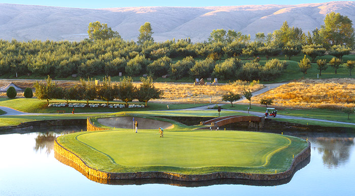 Apple Tree Golf Course - Yakima Valley Wine Country