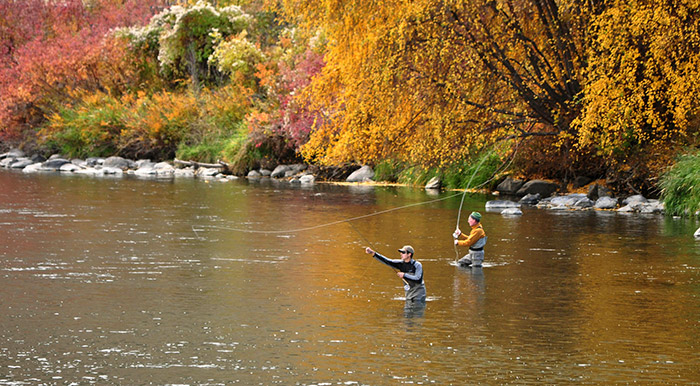 Yakima Valley River Fly Fishing