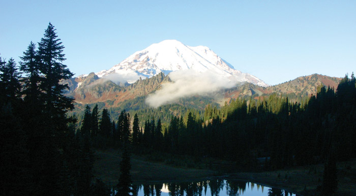 Yakima Valley Hiking - Explore Mt. Rainier