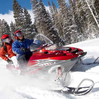 Ahtanum Forest Snowmobiling