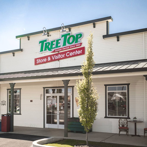 Tree Top Store and Visitors Center in Selah, WA